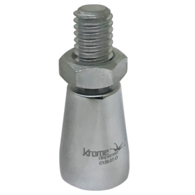 Faucet Handle Angler – Chrome Plated Brass C129 kromedispense