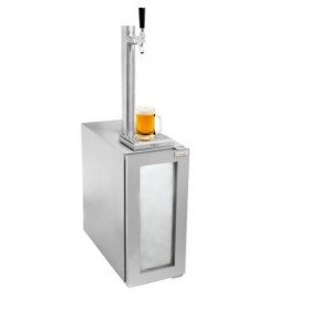 Junior Kegerator for 2 Liter Keg-C2409-kromedispense