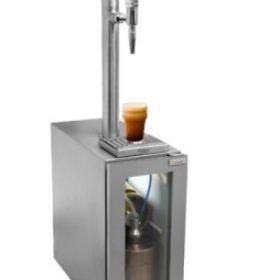 Junior Coffee Kegerator for 2 Liter Keg – Stout Tap -110V-C2411-kromedispense