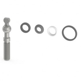 Repair Kit For Standard US Beer Faucet with SS Lever-C2496-KROMEDISPENSE