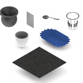 Coffee Cupping Kit-C3542-kromedispense