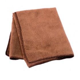 Brown Microfiber Towels-C3547-kromedispense