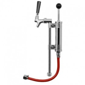 1/2″ Upright Convertor With 8″ Metal Pump-C4577-kromedispense