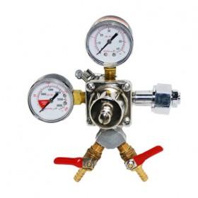 Precision CO2 Regulator – 2 Outlet CGA 320-C5614-kromedispense