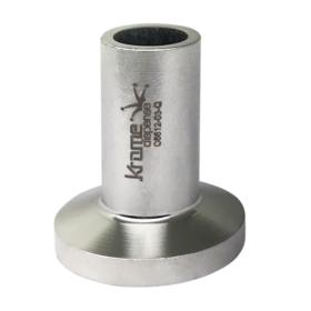 "TC Tailpiece for 1/2"" Vinyl Hose - Stainless Steel 304-C6612-Kromedispense"