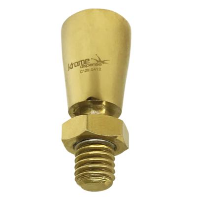 Faucet Handle Angler - PVD Coated C829 kromedispense