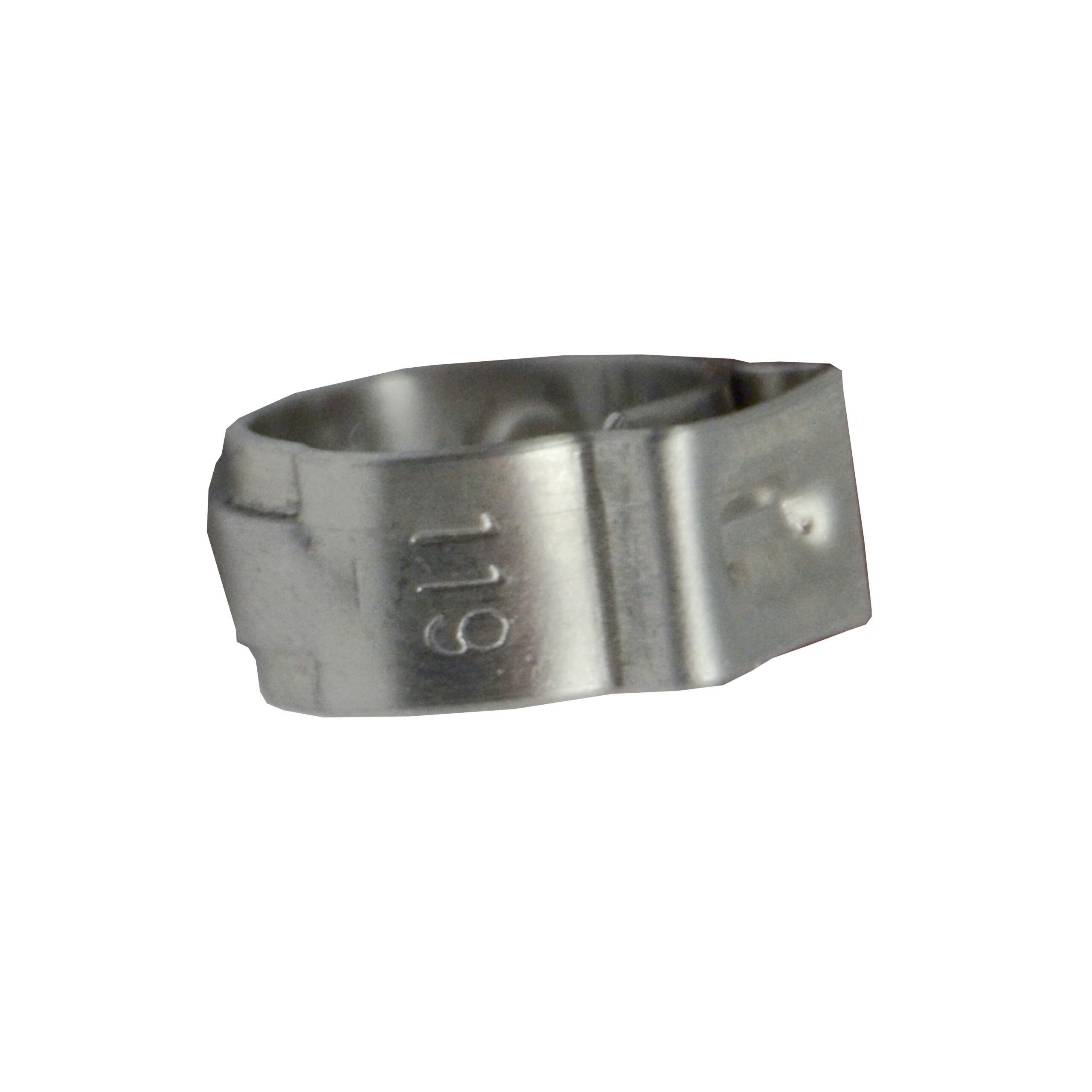 C020 KROME Stainless Steel Step Less Clamp -