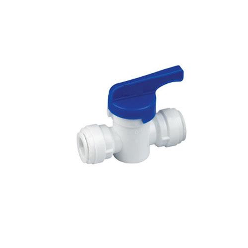 "3/8"" Inline Shutoff valve C028 Kromedispense"