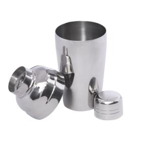 Stainless Steel 304 Standard Cocktail Shakers 6.7oz C160 Kromedispense