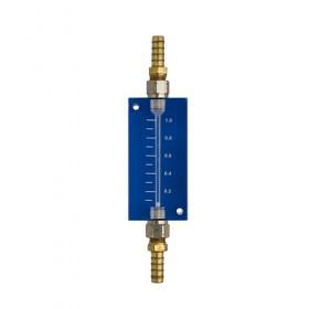 C3250 - Co2 Leak Detector - Single Gas Line - Krome