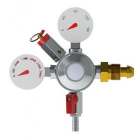 C5610 - Nitrogen Primary Regulator – 1 Outlet -Krome