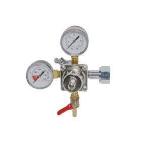 Precision Primary CO2 Regulator - 1 Outlet C5613 kromedispense