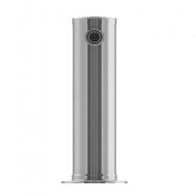 """3"""" Column Beer Tower - 1 Faucet - SS Polished - Glyco Cold Technology (Without Faucet)-C1169"""