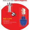 Hygiene Plug(Pack Of 50) C545x50 kromedispense