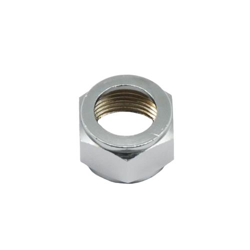Beer Hex Nut - Chrome Plated Brass C181X1 kromedispense