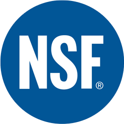 NSF Ceritifed
