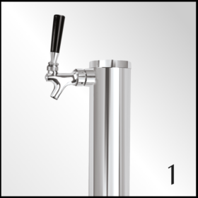 One Tap Beer Towers