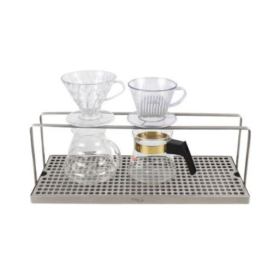 Pour Over Coffee Stand and Accessories