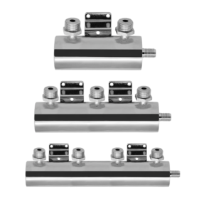 Stainless Manifolds - Beer