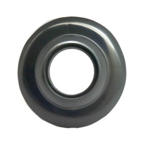 c018_Replacement Plastic Decorative Flange For Shanks_Krome