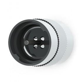 c142 1 krome dual flusher