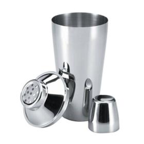 Stainless Steel 304 Standard Cocktail Shakers 8.4 oz C197 Kromedispense