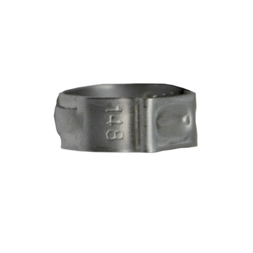 Stainless Steel Stepless Clamp 14.8mm