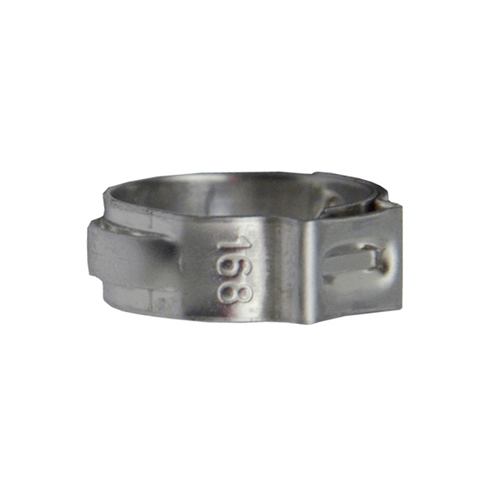Stainless Steel Stepless Clamp 16.8mm