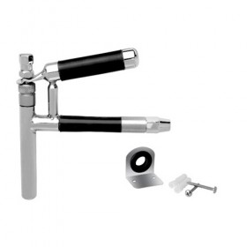 c210-Chrome Plated Brass Hand Dispensing Gun-Krome