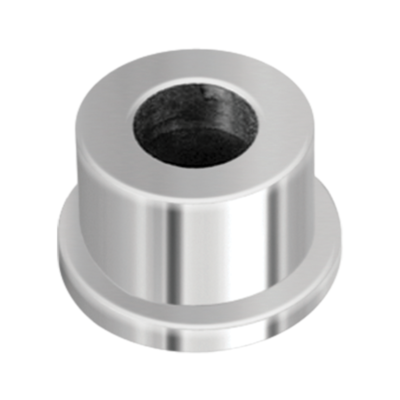 Chrome Plated Brass Ferrules For SS Cooling Coil 1/4″ID