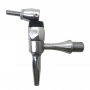 "Stout Faucet with John Guest 5/16""-Stainless Steel-C3076-kromedispense"
