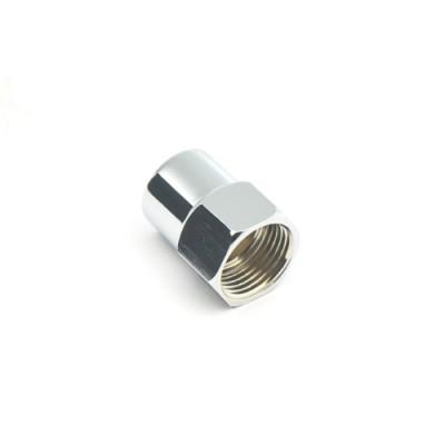 C399-Sankey Pump Adapter-Krome