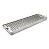 16″ x 5″ Surface Drip Tray with Lip C4048 Kromedispense