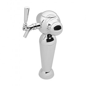 Inspire Tower-1 Faucet – Chrome Plated – Air Cooled-C531