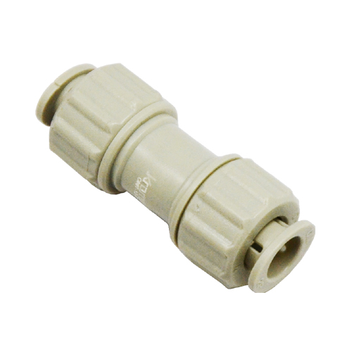 "5/16"" OD Push-in Straight Connector C5543 Kromedispense"