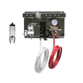 1 Line Secondary Regulator U.S Standard Beer Pump Panel Kit with FOB C5714 Kromedispense