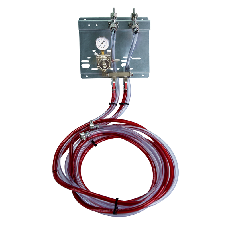Secondary Regulator panel kit with air distributor