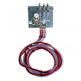 Secondary Regulator panel kit with air distributor