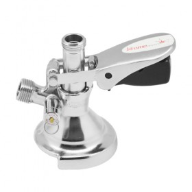 C6003 - A System with Chrome Plated Brass Body & Stainless Steel Probe - Krome