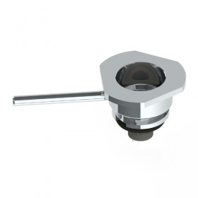 C6006 - Keg Cleaning Coupler - Krome