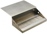 c640-12-x-6-x-8-Jockey-Box-Drip-Tray-Brushed-Stainless-Krome-280x280