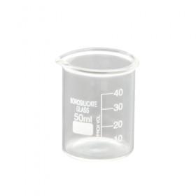 c6550-Glass Beaker 1.6 oz-KROME