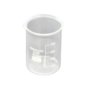 c6551-Glass Beaker 16.9 oz-Krome