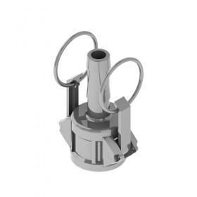 c6561 1 krome stainless steel camlock