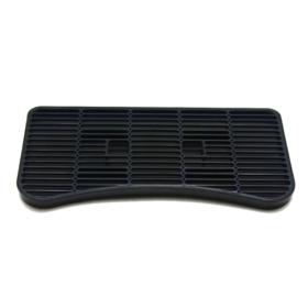 "12"" x 6.5"" Plastic Drip Tray - Without Drain C808 Kromedispense"