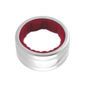 Stainless Steel Wine Bottle Collar C977 Kromedispense