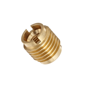 "Brass Insert 3/8"" UNC For Faucet Knob"