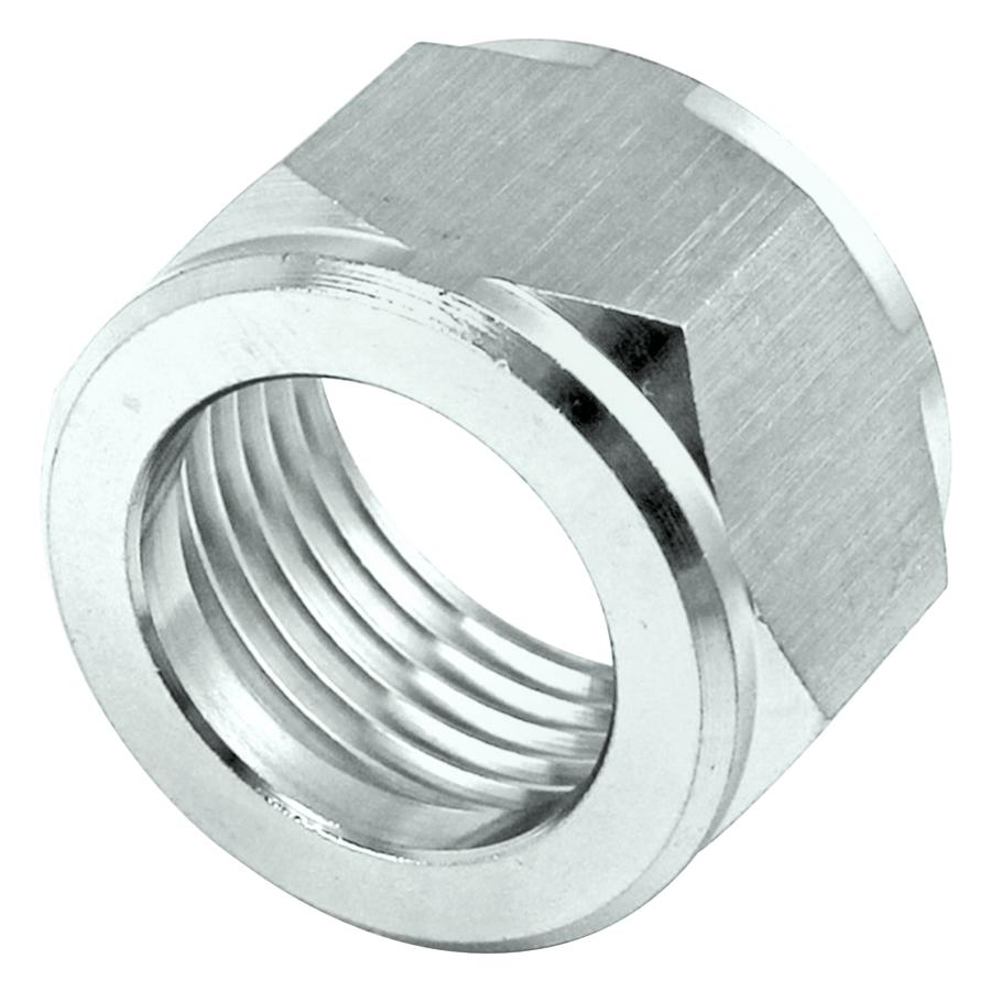 Stainless Steel Hex Beer Nut-C5536-kromrdispense